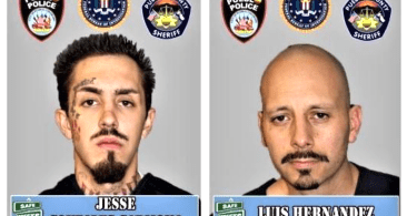 Jesse Gonzales-Carmona and Luis Hernandez Wanted