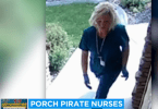 Women Dressed as Nurses Allegedly Stealing Caught on Camera
