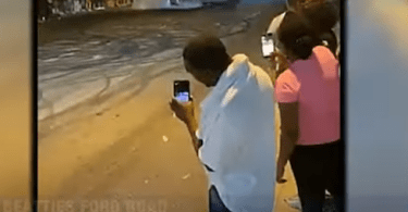 Mass Shooting at Juneteenth Party