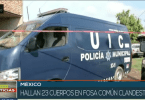 23 Bodies Found in Hidden Mass Grave on Farm in Jalisco