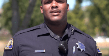 Officer Terrence Campbell