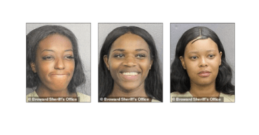3 women arrested for alleged assault
