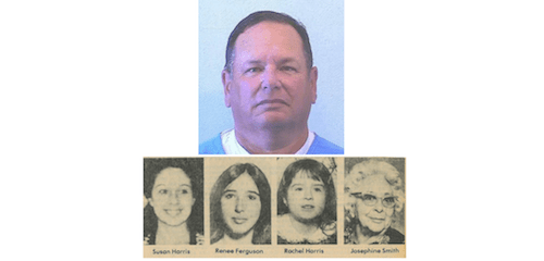 Harold Bicknell and his victims