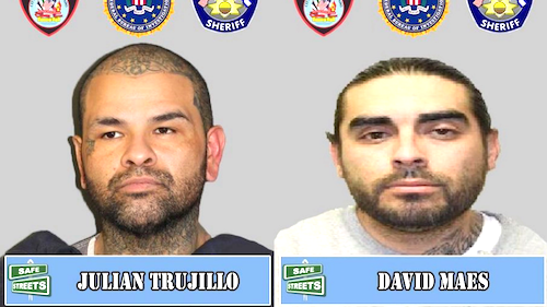 Julian Trujillo and David Maes Added to Southern Colorado Most Wanted