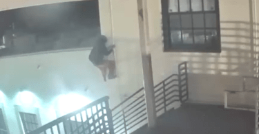 """Alleged Repeat Offender Dubbed the """"Rooftop Burglar"""" Busted Once Again"""