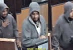 ID #20-407 Alleged Houston Jack in the Box robber