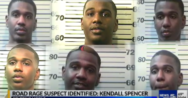 ID #20-470 Kendall Spencer Wanted