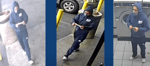 ID #20-471 Alleged robbery suspect provided by Santa Ana Police Department