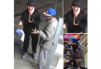 ID #20-500 Alleged robbery suspects
