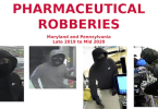 ID #21-21 Pharmaceutical robbery suspects