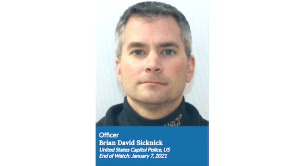 U.S. Capitol Police Officer Brian Sicknick Allegedly Killed During Riot