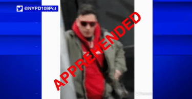 NYPD Alleged assault suspect