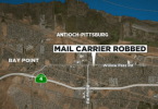 U.S. Postal Letter Carrier Beaten and Robbed in Bay Point