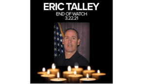 Police Officer Eric Talley