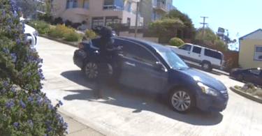 Brazen robbery that happened in San Francisco's Inner Sunset District
