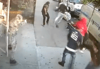 Exclusive video: Wild shootout part of violent 6-hour span in NYC