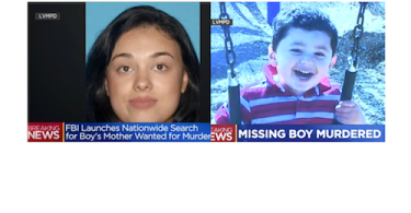 ID #21-248 Samantha Moreno Rodriguez Wanted for alleged murder of 7-year-old son Credit LVMPD
