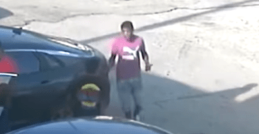 ID #21-253 Alleged robbery suspect caught on camera