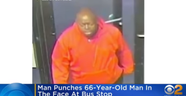 ID #21-268 Man Wanted for Allegedly Punching Elderly Man in the Face