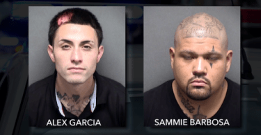 Suspects killed in shootout with San Antonio police.