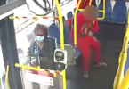 Teen Setting Woman's Hair on Fire Caught on Camera