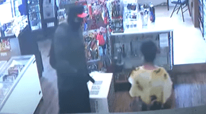 Robber Warns Victim Store He'll be Back Then Returns to Rob Again