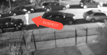 Suspect Shooting at Chicago Police Officer Caught on Camera