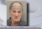 Felon Free on Multiple Bonds Killed in Shootout with Police