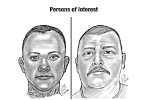 ID #21-367 Murder suspects. Credit: Los Angeles Sheriff's Department
