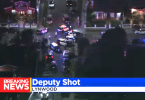 LASD Deputy Shot In Lynwood After Responding To Robbery Call