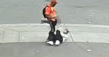 ID #21-415 Seattle Police on Manhunt for Suspect After Alleged Brutal Attack Caught on Camera