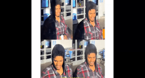 ID #21-416 Alleged suspect Credit Houston Police Department