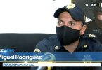 Mexico City Police Officer Miguel Angel