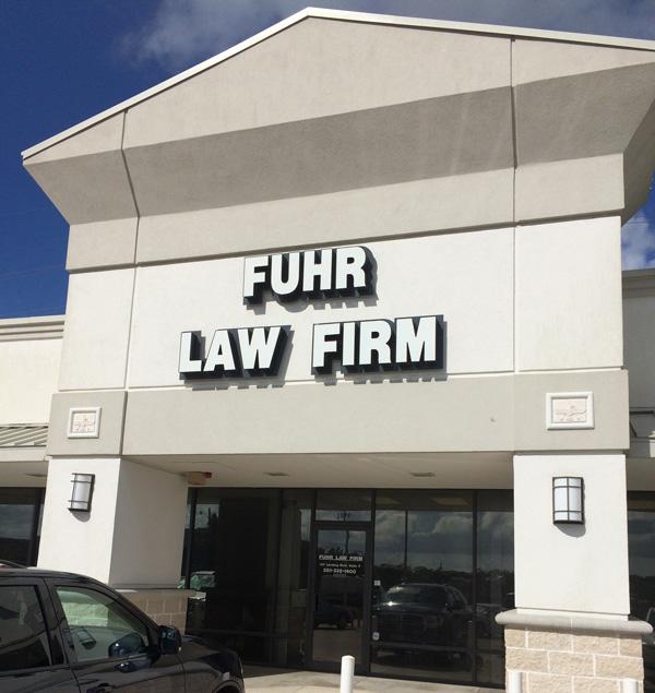 The Fuhr Law Firm - League City