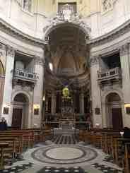 Igrejas romanas - Santa Maria in Montesanto