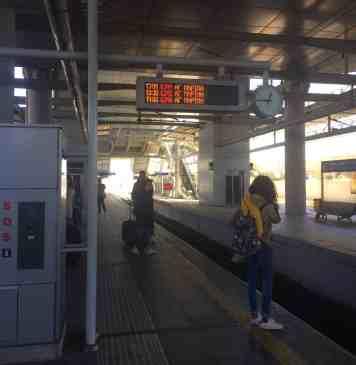 Metrô em Atenas