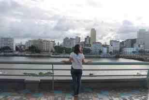 O que fazer no Recife Antigo - vista do Terraço do Paço Alfândega