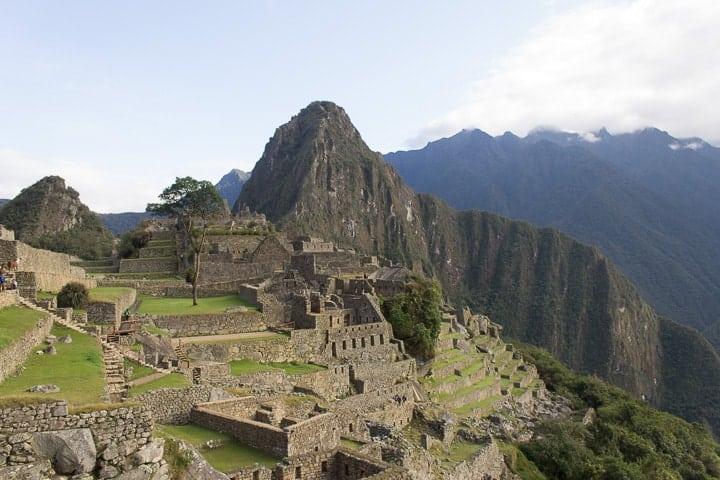 Machu Picchu - Fui Ser Viajante no Peru