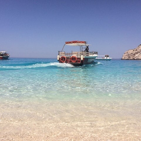 Grécia pela primeira vez - Zakynthos