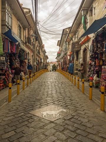 Mercado de las Brujas - O que fazer em La Paz em um roteiro de 2 dias