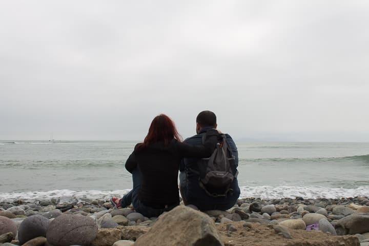 Playa Barranco, Barranco, em Lima