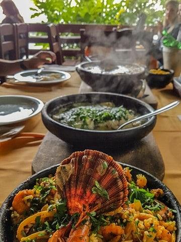 Restaurante Bira de Guaratiba - Rio de Janeiro