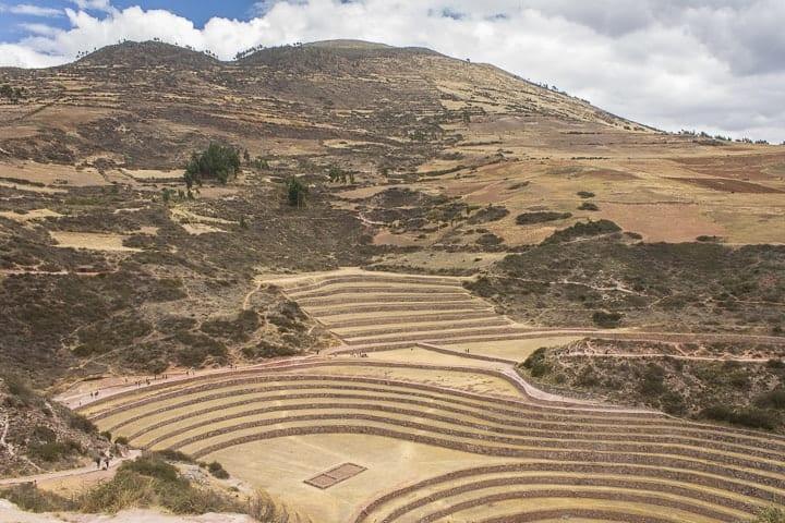 Tour Maras e Moray - Cusco - Terraços de Moray