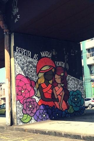 Street art - São Cristóvão, Rio de Janeiro