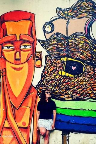 Street Art - Grajaú, Rio de Janeiro