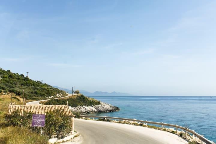Guia de praias de Zakynthos, Grécia