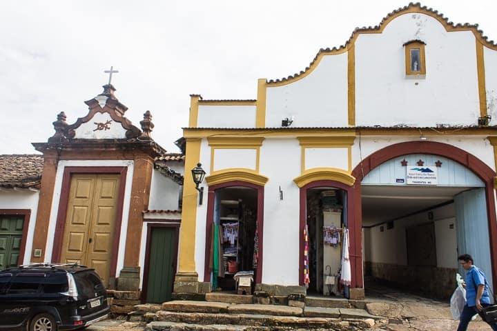 Largo das Forras, O que fazer em Tiradentes, Minas Gerais