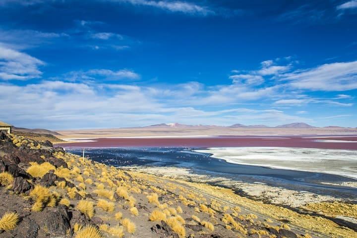 Tour Salar de Uyuni - dia 2 - Laguna Colorada
