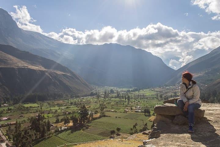 Vale Sagrado dos Incas - Ollantaytambo