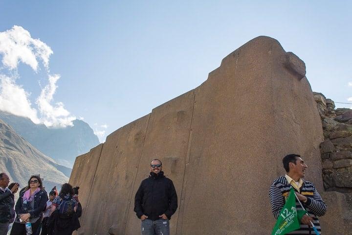 Vale Sagrado dos Incas - Ollantaytambo, Templo do Sol